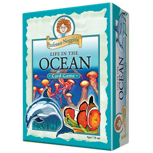 Kids Card Game | Professor Noggin's Life In The Ocean
