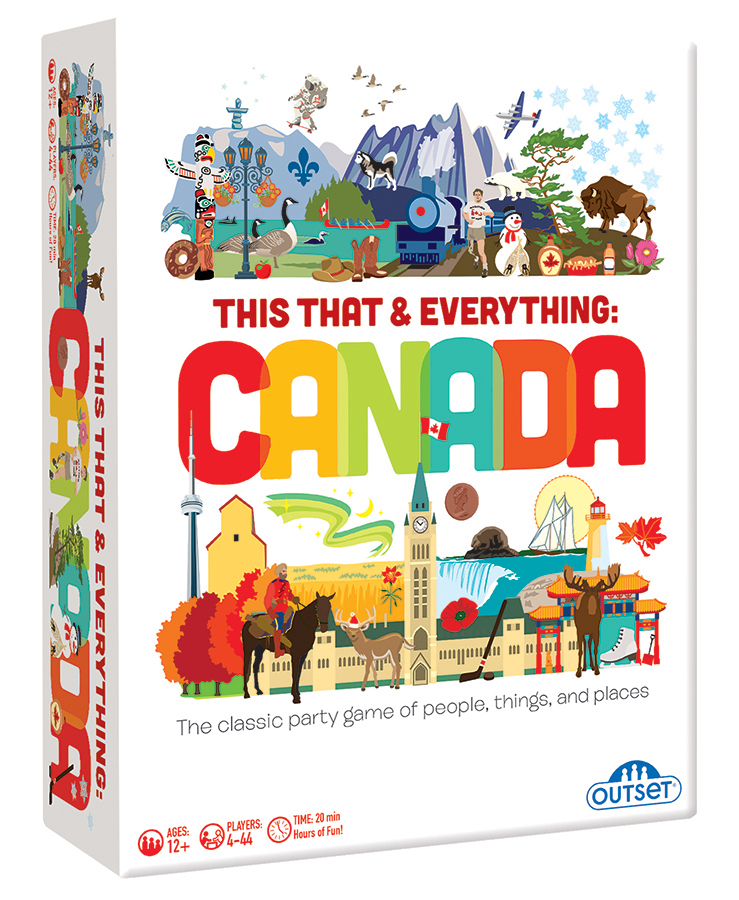 This That & Everything: Canada by Outset
