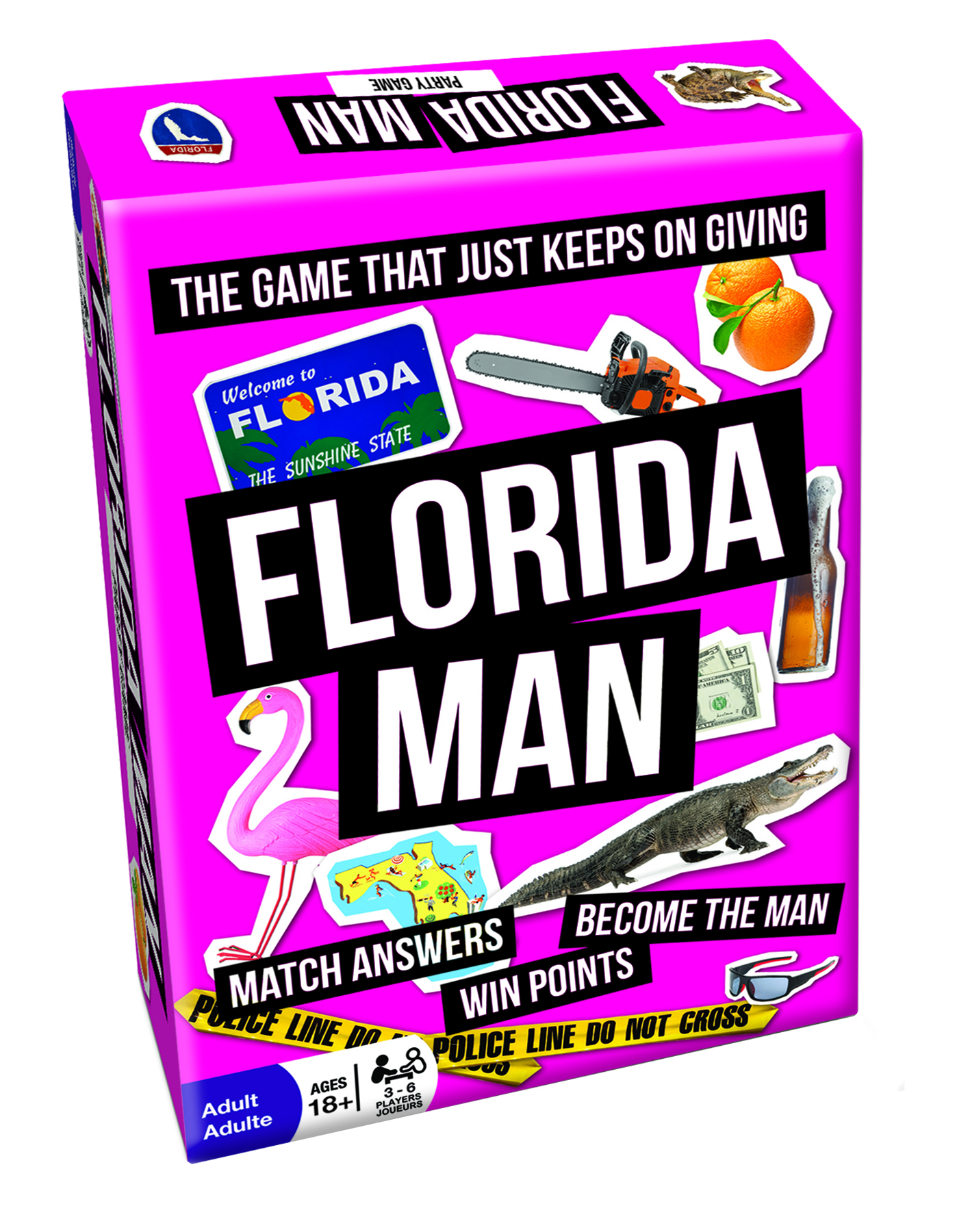 Florida Man by Outset