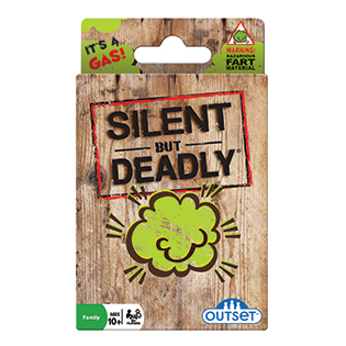 Silent But Deadly | Card Game