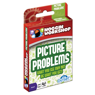 Mind Teasers | NOGGIN WORKSHOP™ Picture Problems card brain games
