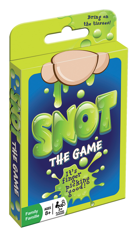 Snot card game by Outset Media