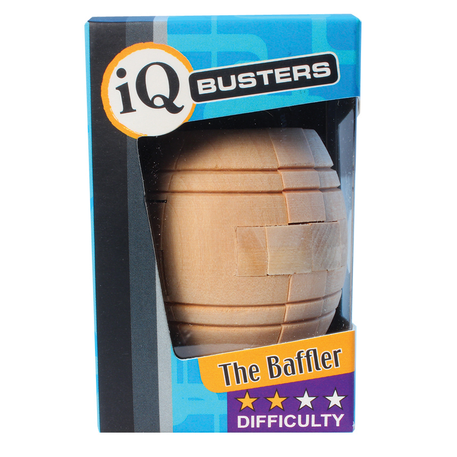 IQ Busters video solution for The Baffler puzzle by Outset Media