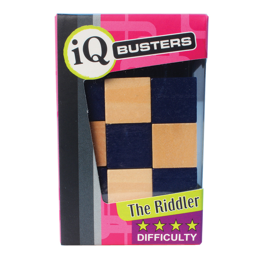 IQ Busters video solution for The Riddler puzzle by Outset Media