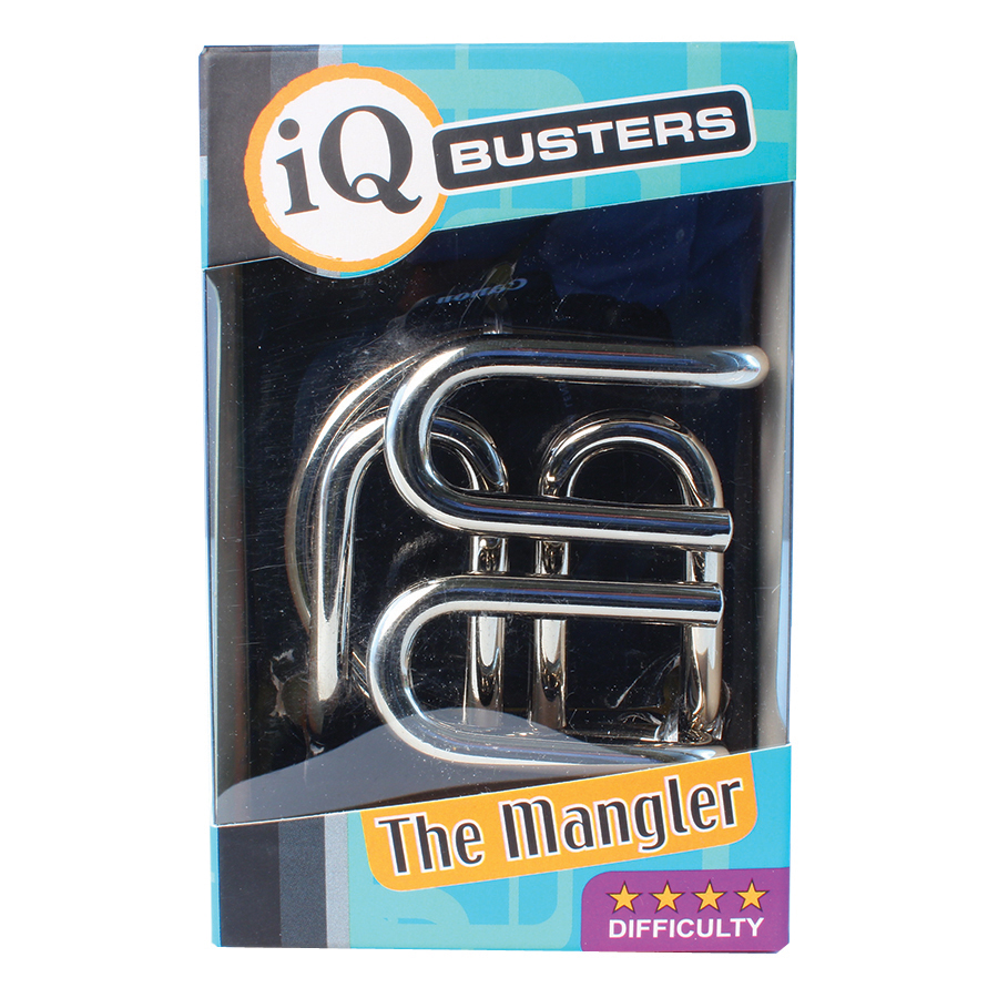 IQ Busters video solution for The Mangler puzzle by Outset Media