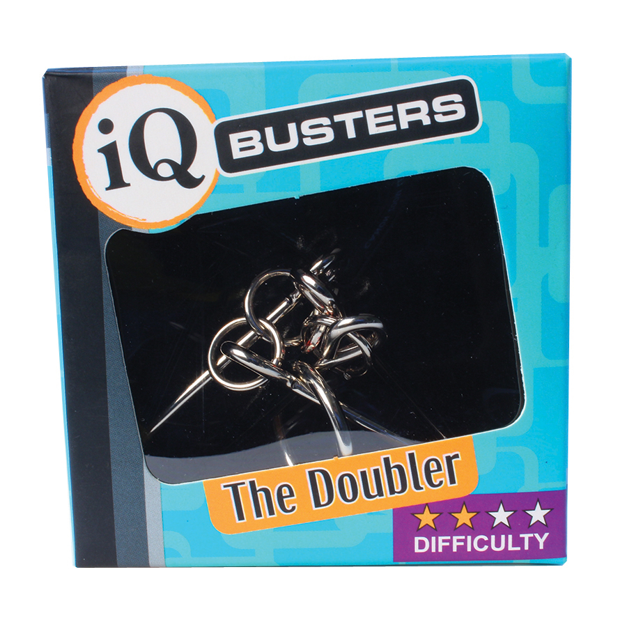 IQ Busters video solution for The Doubler/Teaser puzzle by Outset Media