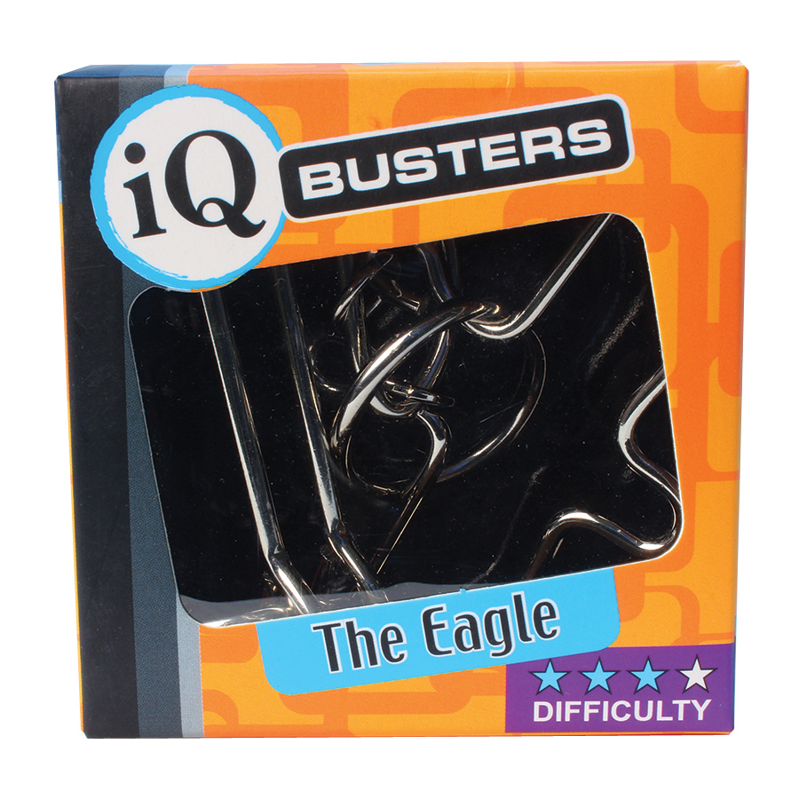 IQ Busters video solution for The Eagle puzzle by Outset Media