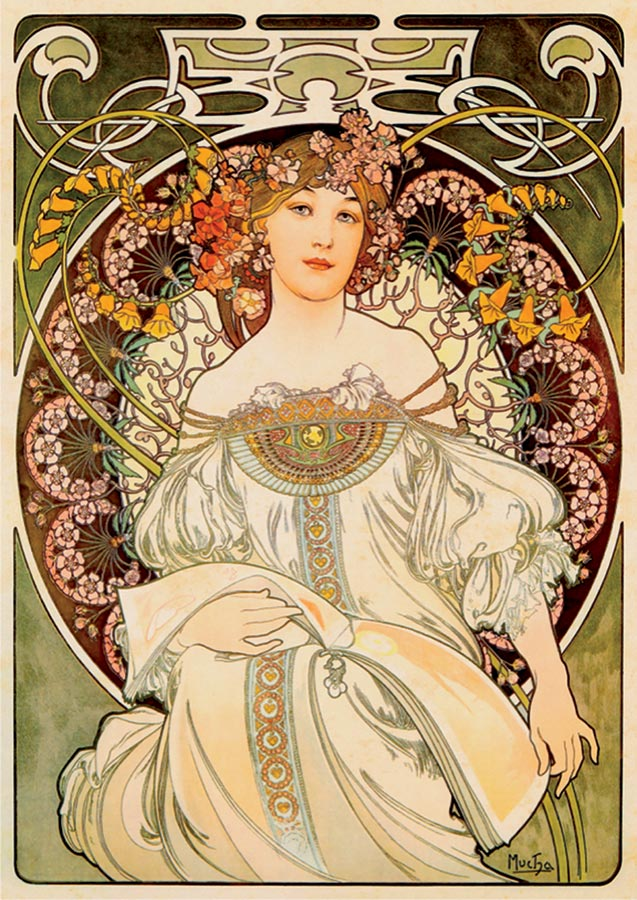 Reverie By Mucha Outset Media Games