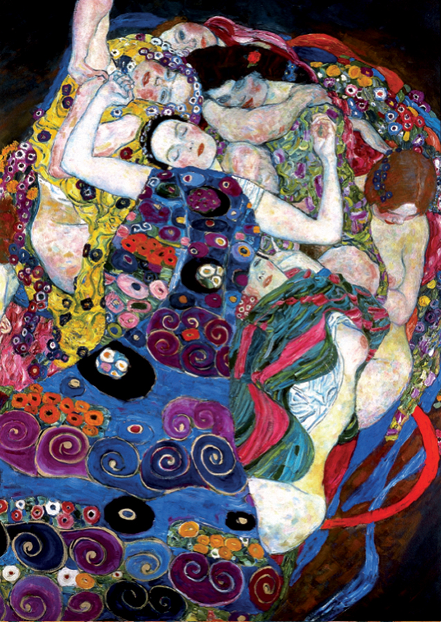 The Virgin By Klimt Outset Media Games