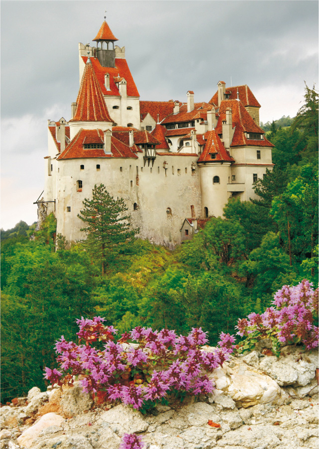 Bran Castle Portrait Outset Media Games