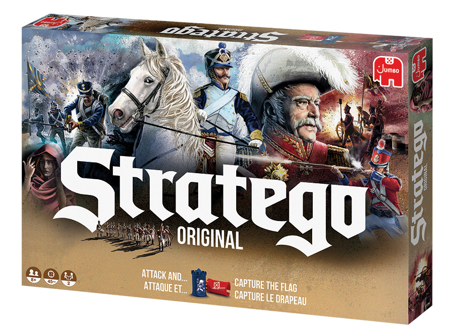Stratego Original game by Outset Media