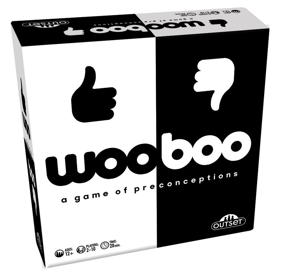 WooBoo party game from Outset Media
