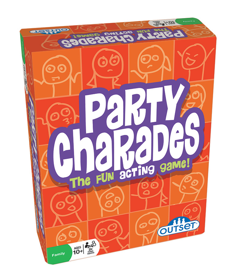 Party game | Party Charades family party game card game