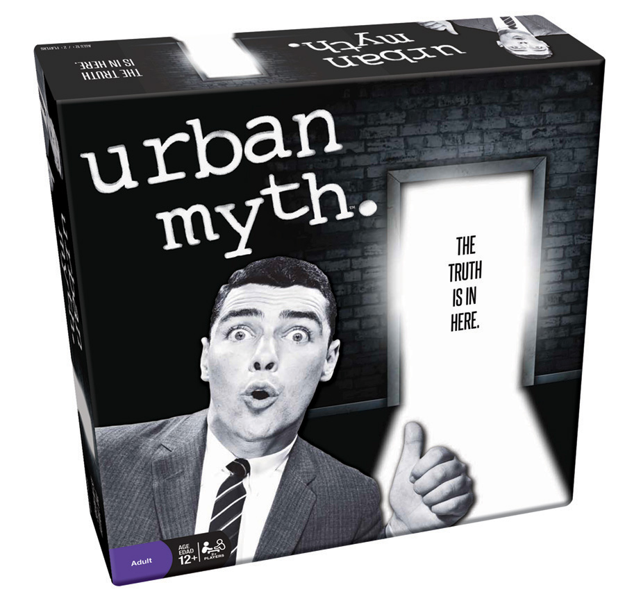 Urban Myth party game by Outset Media