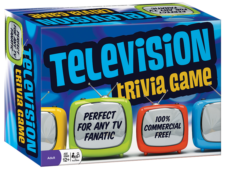 Television Trivia Game | tabletop game | Outset Media