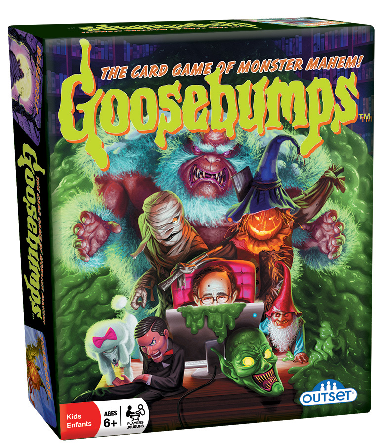 Goosebumps® Card Game by Outset Media