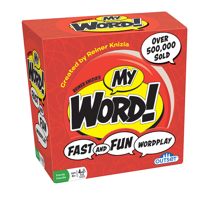 My Word tin by Outset Media