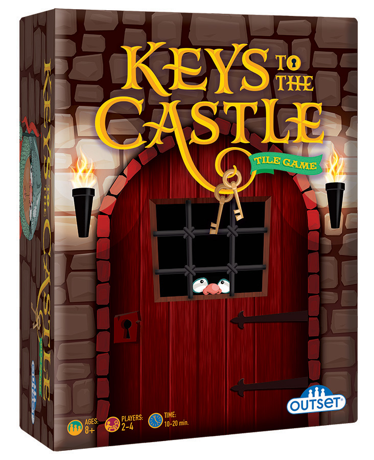 Keys to the Castle - a tile based game by Outset Media