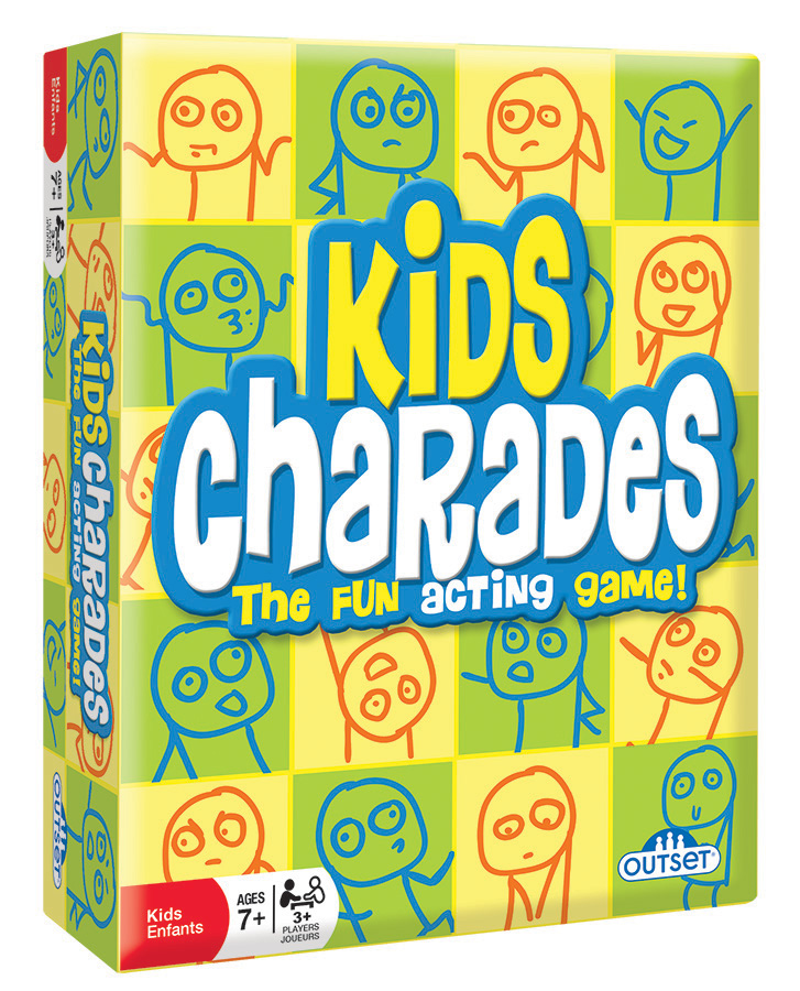 Kids Charades by Outset Media