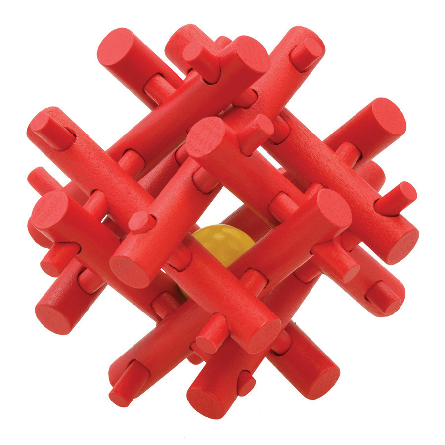 IQ Busters - Ball Traps Red Solution (Interlocker)