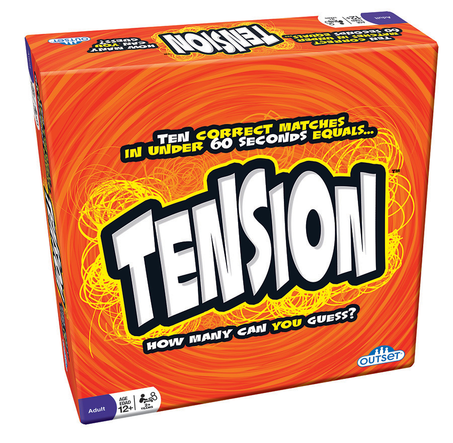 Tension word and party game by Outset Media