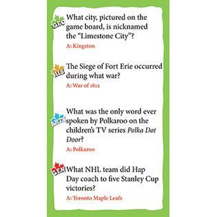 how the canadian trivia game concept was originally invented canadian ...