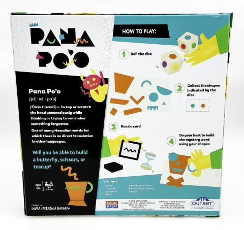 Pana Po'o game by Outset