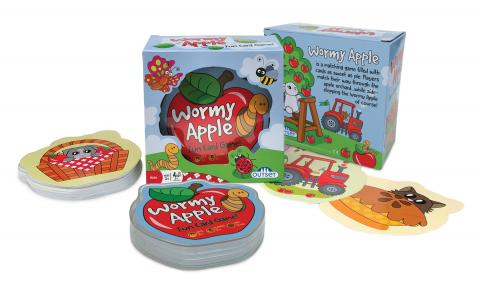 Wormy Apple by Outset Media
