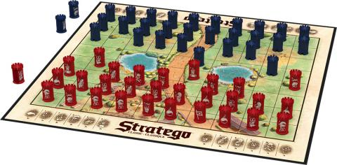 Stratego Classic game by Outset Media