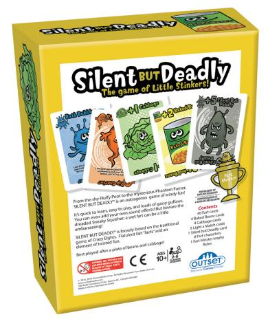 Silent But Deadly Back of the Box by Outset