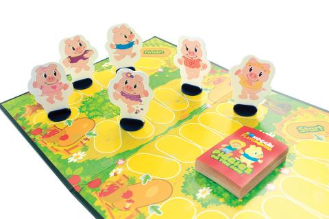 Piggies on the Run Noggin's Playground by Outset