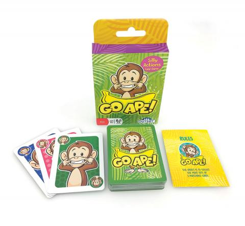 Go Ape card game by Outset Media