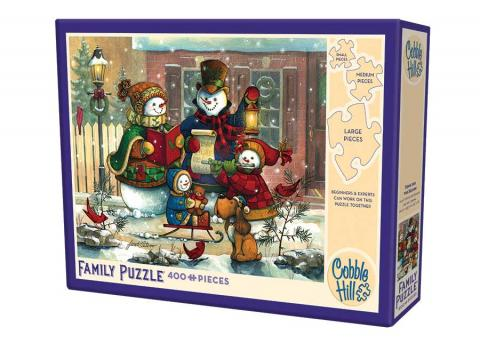 Song for the Season jigsaw | 400 pieces