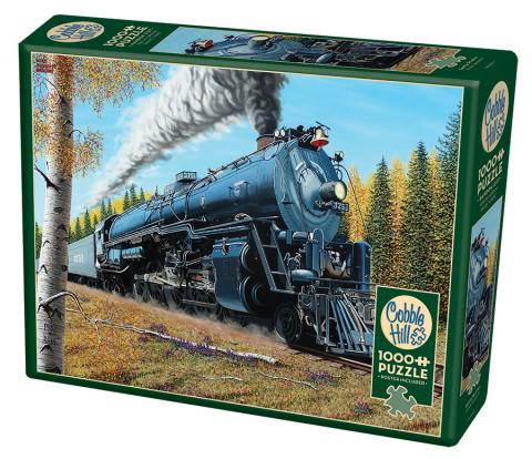 Santa Fe 3751 1000 piece Cobble Hill puzzle