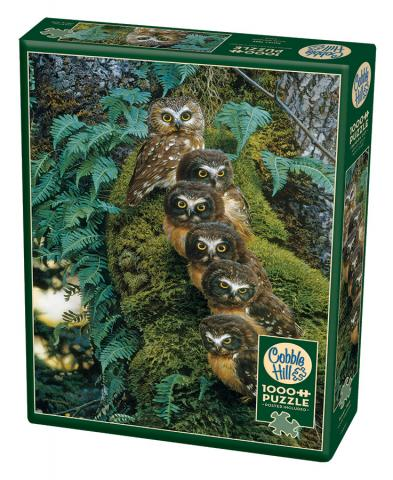 Family Tree1000 piece Cobble Hill puzzle