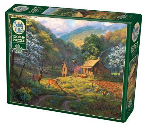 Country Blessings Cobble Hill Puzzle Co - 1000 piece