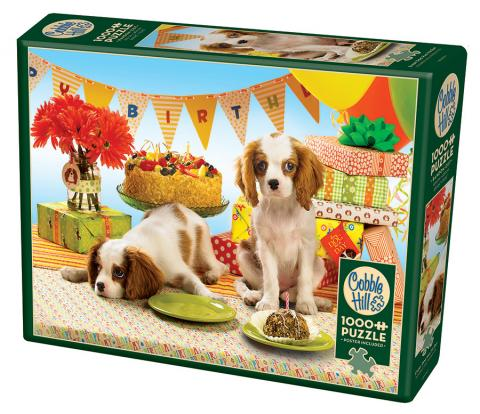 Every Dog Has Its Day Cobble Hill Puzzle Co - 1000 piece