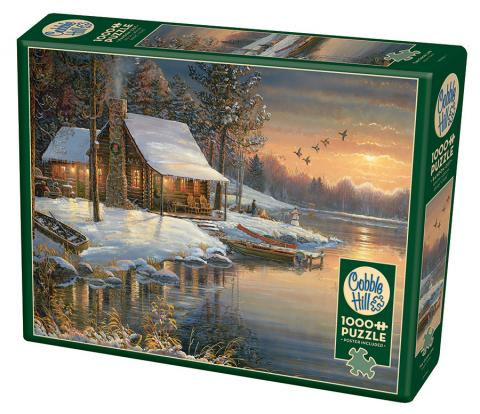 The Good Life 1000 piece jigsaw puzzle