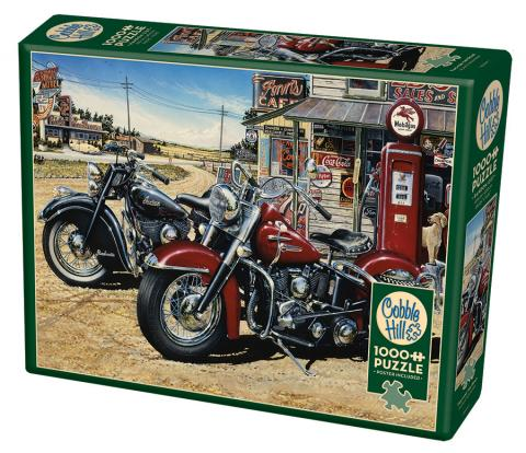 Cobble Hill's 1000 piece jisaw puzzle - Two for the Road