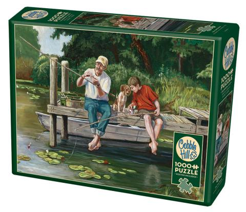 On the Dock Cobble Hill Puzzle Co - 1000 piece