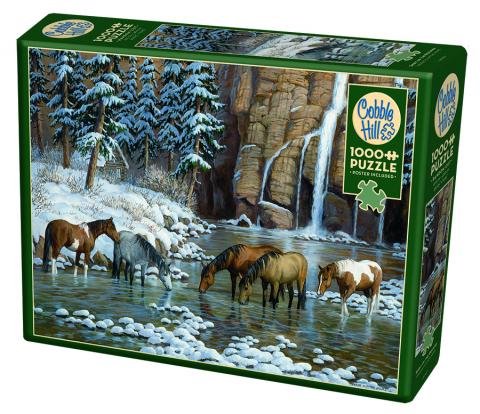 Spirit of the Rockies Cobble Hill Puzzle Co - 1000 piece
