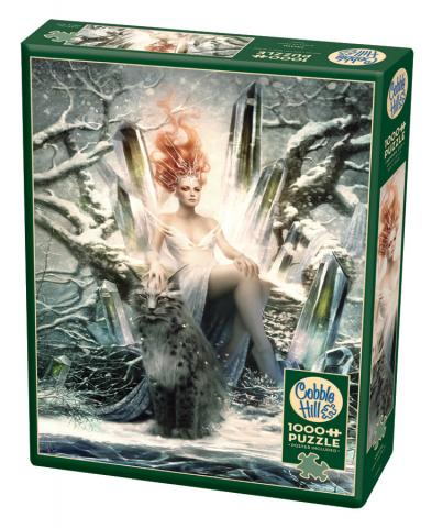 Crystal 1000 piece puzzle by Cobble Hill