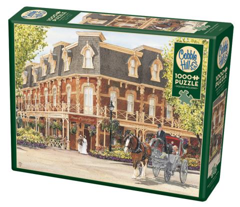 Prince of Wales Hotel 1000 piece puzzle by Cobble Hill