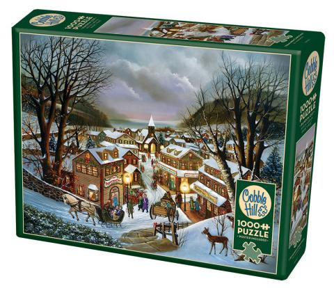 I Remember Christmas 1000 pc Cobble Hill puzzle