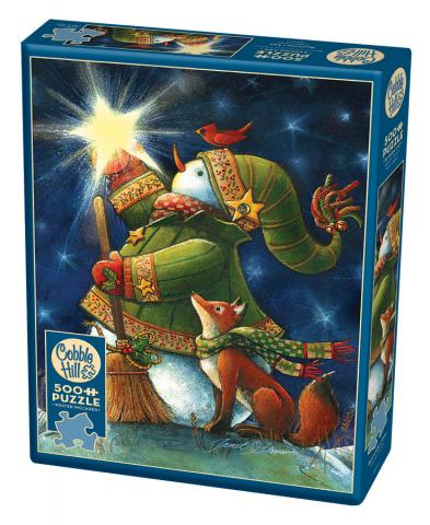 Reach for a Star 500 piece puzzle by Cobble Hill