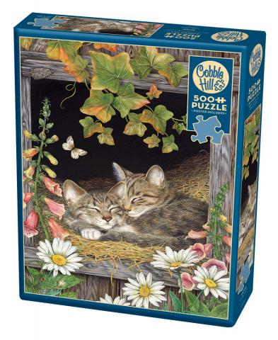 Sisters 500 piece jigsaw puzzle by Cobble Hill
