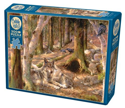 The Ties That Bind 500 piece jigsaw puzzle by Cobble Hill