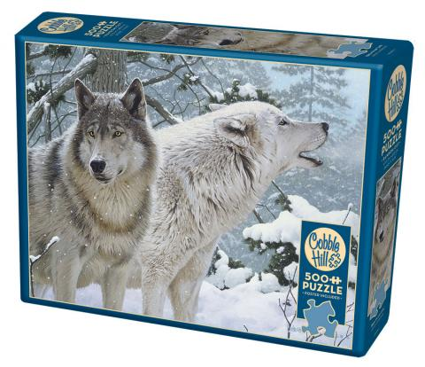 Breath of Winter Cobble Hill Puzzles 500 piece jigsaw
