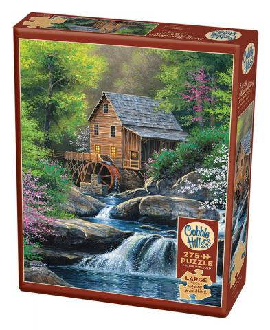 Spring Mill Easy Handling 275 Piece by Cobble Hill Puzzle Co