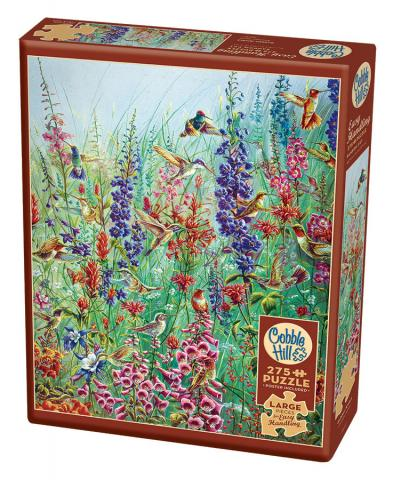 Garden Jewels Easy Handling 275 Piece by Cobble Hill Puzzle Co